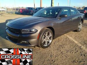 2015 Dodge Charger SXT - AWD