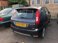 FORD FIESTA ZETEC S TDCI SPARES OR REPAIRS