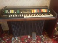 "Vintage Hammond electric ""The Piper"" autochord Organ"