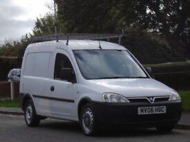 Vauxhall Combo 1.3 CDTi 16v 1700 Panel Van 3dr£1,399 p/x welcome FULL MOT,LOW TAX,LOW INSURANCE