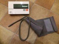 OMRON Automatic Digital Blood Pressure Monitor Upper Arm HEM-713c