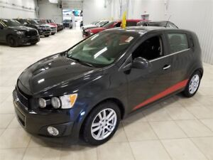 2014 Chevrolet Sonic LT TURBO+MAGS+TOIT OUVRANT+BLUETOOTH