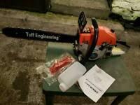 Tuff Engineering Petrol Chainsaw