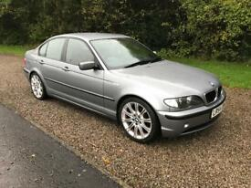 Bmw 318d 54/2005 new mot& oil service DEBIT/CREDIT CARDS ACCEPTED