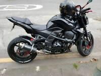 Kawasaki z750r 2008 ( SALE OR SWAP )