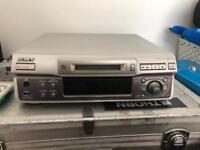 SONY Mini Disc Deck Player