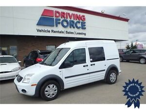 2012 Ford Transit Connect XLT Cargo Van Front Wheel Drive, 2.0L