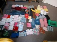 Pre-owned kids clothing stock.. JOB LOT..