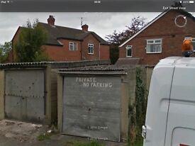 Garage for sale or rent