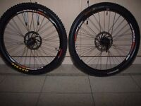 """Sunringle Ryde XMB 26"""" Mountain Bike, MTB, Wheelset with Tyres - Excellent"""
