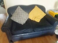 A two seat sofa and two armchairs for sale £50