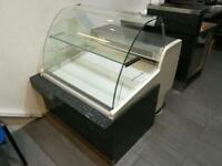 Serve over display fridge for sale