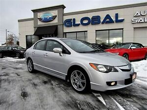 2009 Acura CSX Technology Package NAVIGATION, LEATHER, SUNROOF.
