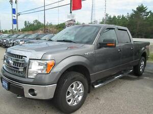 "2013 Ford F-150 4WD SuperCrew 157"" X"