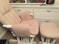 Tutti Bambini nursing/rocking chair
