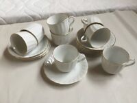8-piece coffee set.