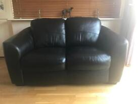 3, 2 seater sofa & foot stall