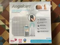 Angelcare video, movement and sound baby monitor AC1100