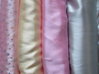 Fabric SALE materials Satin haberdashery crafts sewing supplies