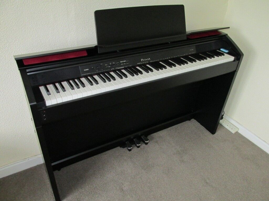 6c3099c15e9 Casio Privia PX-860 Digital Piano.Built in song recorder +records to  USB.Various reverb effects