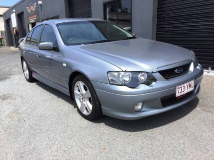 2003 Ford Falcon XR6 BA Auto 12 MONTH WARRANTY Southport Gold Coast City Preview