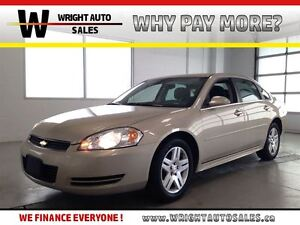 2011 Chevrolet Impala LT| BLUETOOTH| CRUISE CONTROL| A/C| 63,463