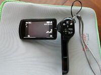 Panasonic HX-DC3 full HD pocket camera