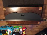 S Max Parcel Shelf / Boot Cover. Excellent condition from 2008 model so fits most.