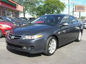 2007 Acura TSX *LOW KM* *Leather & Sunroof*