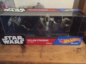 Star Wars villain starship