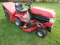 "Westwood T1600 Ride on Mower 44"" Deck, 16HP Briggs & Stratton V Twin Engine been serviced"