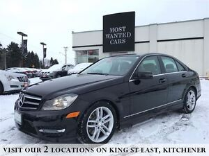2014 Mercedes-Benz C-Class C300 | NAVIGATION | BEIGE LEATHER