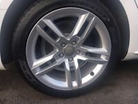 "2013 18"" Audi A5 Sline Edition Alloys"