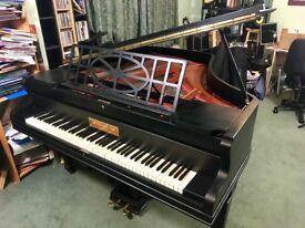 Brinsmead Grand Piano, 166cm, Good Condition