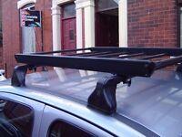 Original Vauxhall Corsa Roof Rack+With Lockable Keys
