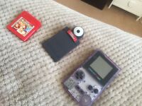 Gameboy color/colour camera