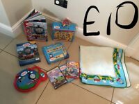 Thomas bundle fisher price hot wheels and furreal bundles