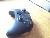 Wireless Xbox One controller pad without battery pack