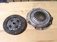 Clutch for a Renault Master 2.5l