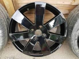 "Ford 17"" alloys 4x108"