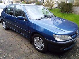 Peugeot 306 1.9 turbo diesel. 12 months MOT. Good runner. Bodywork and interior VG condition.