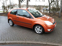 Ford Fiesta 1.4 2 keys low miles ready to drive away