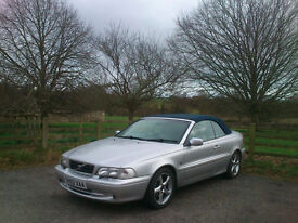 Volvo C70 2.4 GT Auto 2002 with BRC LPG Kit. No MOT