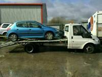 SCRAP CARS & VANS ALWAYS WANTED FOR CASH