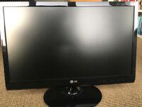 LG Flatron M2780D - Monitor / TV