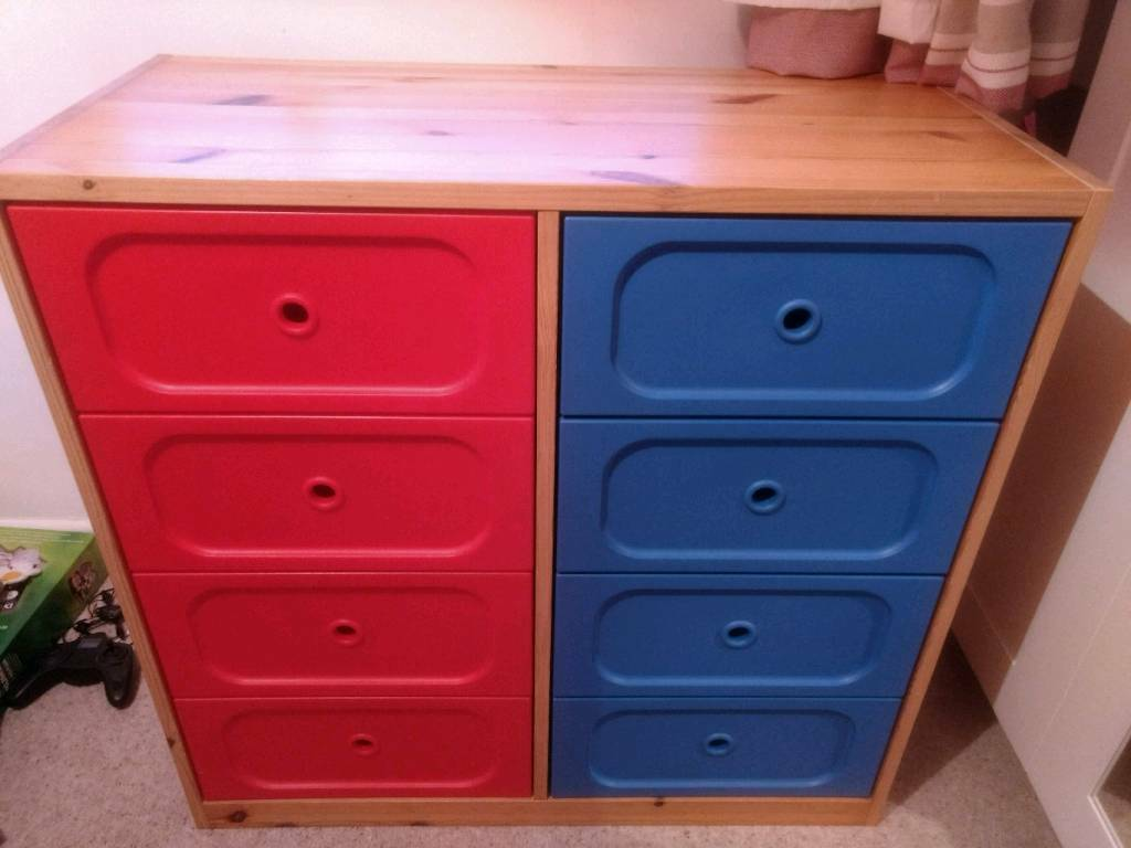 ikea trofast chest of drawers in chandlers ford hampshire gumtree