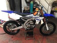 Px swap 250f 250 2 stroke 2016 Yamaha yzf 450 yzf450 Ktm sxf sx yz motocross