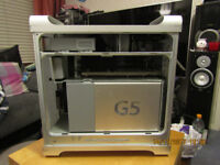 PowerMac G5 Quad Core 2.5GHz w/2GB RAM + Airport Extreme + Nvidia GT7800 graphics (x2 available)