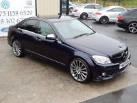 LATE 2008 MERCEDES-BENZ C220 CDI AUTO SPORT 4DR SALOON (FINANCE & WARRANTY AVAILABLE)