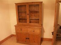 Antique Victorian Pine Dresser